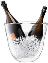 LSA International Celebrate Dual Champagne Bucket - Clear
