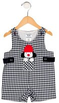 Florence Eiseman Boys' Gingham Sleeveless All-In-One