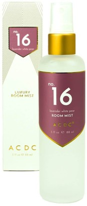 Acdc Candle Co No. 16 Lavender Pear Room Mist