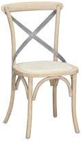 One Kings Lane Arlo Side Chair, Eggshell