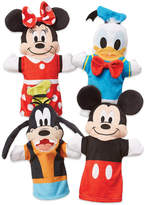 Disney Mickey Mouse and Friends Soft and Cuddly Hand Puppets by Melissa & Doug