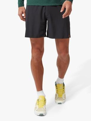 On Lightweight Running Shorts, Black