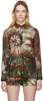 Valentino Multicolor Tie Dye Shirt