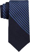 Calvin Klein Men's Jumbo Classic Stripe Tie