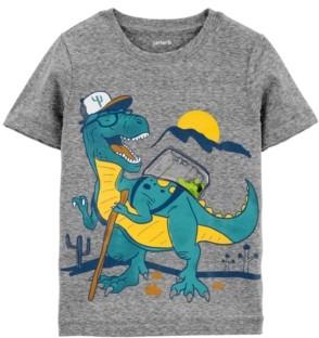 Carter's Toddler Boys Dino Backpack T-Shirt