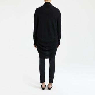 Theory Cashmere Long Curved Hem