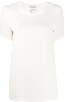 'S Max Mara short-sleeve T-shirt