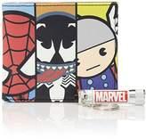 Marvel Men's Slimfold Wallet Gift Set With Flashlight Keychain