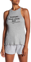 Ppla Support Your Local Bar Tank
