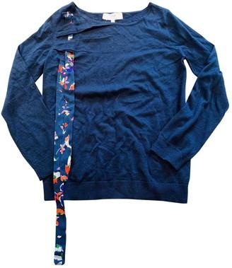Vanessa Bruno Blue Cashmere Knitwear for Women