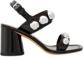 Marc by Marc Jacobs Stevie cabochon sandal