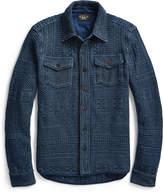 Ralph Lauren Knit Cotton-Linen Workshirt