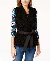 GUESS Katrina Faux-Fur Vest