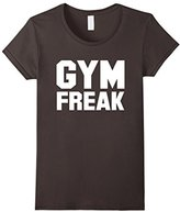 Men's Gym Freak Funny Sports Fitness Training Quote T-Shirt 3XL