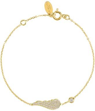 Latelita Small Angel Wing Bracelet Gold