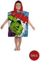Marvel Comics Retro Poncho