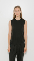 Raquel Allegra Shredded Muscle Tee