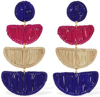 Mercedes Salazar Mobile Earrings