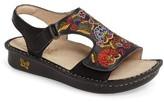 Alegria Women's Viki Embroidered Sandal