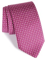 Salvatore Ferragamo Men's Fruit Silk Tie