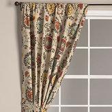 Suzani Print Extra Long Curtain Panel