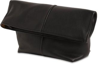 Max Mara Plage Cm Leather Clutch