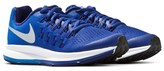 Nike Blue Zoom Pegasus Running Trainers