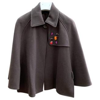 Mauro Grifoni Wool Jacket for Women