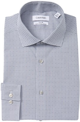Calvin Klein Slim Fit Steel+ Stretch Dress Shirt