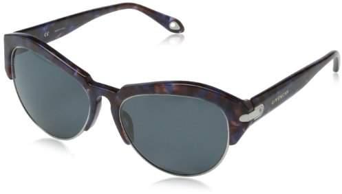 Givenchy Women's SGV881-WTA Cateye Sunglasses