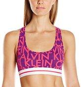 Calvin Klein Women's Modern Cotton Logo Bralette