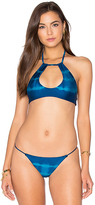 Bettinis Key Hole Bikini Top
