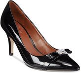Cole Haan Juliana 75 Pointed-Toe Pumps