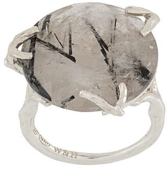 Wouters & Hendrix Reves de Reves tourmaline quartz Ring
