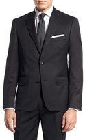 Nordstrom Men's Trim Fit Wool Blazer