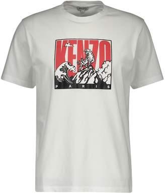 Kenzo Mountain t-shirt
