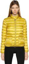 Moncler Lans Longue Saison Nylon Down Jacket