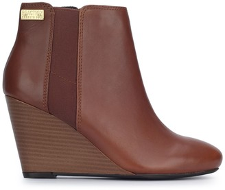 Kenneth Cole Reaction Marcy Wedge Bootie