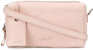 Marsèll Engraved Logo Clutch
