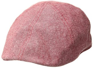 Bailey Of Hollywood Stanger (Red) Caps