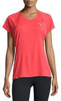 The North Face Better Than NakedTM Short-Sleeve Training T-Shirt, Melon Red/Moonlight