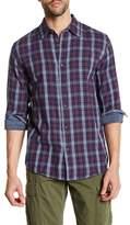 Joe Fresh Plaid Standard Fit Button Down Shirt