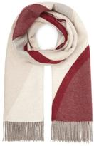 Johnstons of Elgin Arches Cashmere Scarf