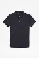 Photon Stripe Polo Shirt
