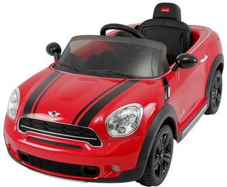 Rastar Mini Cooper Manual 6V Ride on Car