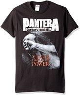 Bravado Rockabilia Pantera Vulgar Display Of Power T-shirt