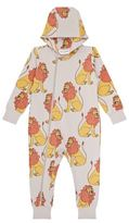 Mini Rodini Lion Playsuit