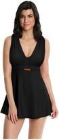 Carole Hochman Crisscross Strap Swim Dress - Joanna