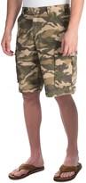 Carhartt Rugged Camo Cargo Shorts - Cotton Canvas, Factory Seconds (For Men)