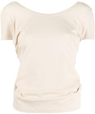 Jacquemus Beige Le T-shirt Sprezza